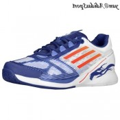Hero encre Salut-Res Rouge Blanc Adidas adizero Feather II Climacool Homme Chaussures de course