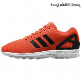Infrarouge Noir Blanc Adidas Originals ZX Flux Homme formateurs