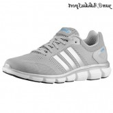 Metallic Silver solaire Blue Adidas ClimaCool ride Homme Chaussures de course