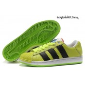 Neon Green Noir Bleu Blanc Rouge Adidas Ultra Etoiles OVNI DJs Collection Chaussures