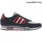 New Navy Red Beauty Courir Blanc Adidas Originals ZX 850 Homme formateurs
