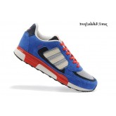 Royalblue Rouge Blanc Marine Adidas Originals ZX 850 Femme Homme formateurs