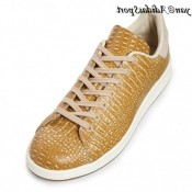 ST Pale Nu or métallique Adidas Originals Stan Smith Homme formateurs