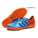 Slime Zest Blue Orange Adidas 11Pro TRX Carnaval TF Chaussures de Foot