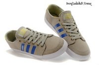 Detective Gris Bleu Bright Yellow - Adidas Hommes Vlneo Bball Lo Neo Lifestyle Chaussures