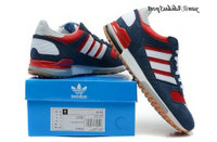 Marine Rouge Blanc - Adidas Originals Zx 700 Chaussures unisexes