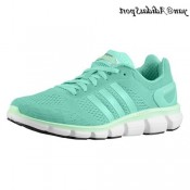 Bahia Mint Glow Peridot Femme Adidas ClimaCool ride Chaussures de course