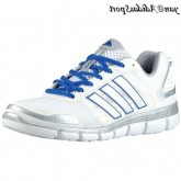 Blanc Collegiate royale Night Shade Adidas ClimaCool Aérer trois Homme Chaussures de course