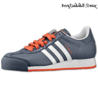 Céruse Attention Adidas Originals Samoa Chaussures Homme Casual