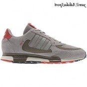 Chrome Gris Titan Indianred Adidas Originals ZX 850 Homme formateurs