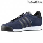 Collegiate Marine Noir de Sharp Grey Adidas Originals Samoa Homme Retro Lifestyle Chaussures