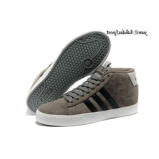 Fer Gris Noir Light Slategray Blanc Adidas Neo Homme Bbneo ST Souliers Daily Warm