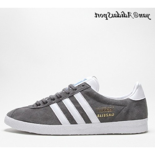 Adidas Gazelle Og Noir Or