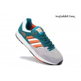 Lightgrey Teal orange foncé Skyblue Adidas Originals Tech super Femme
