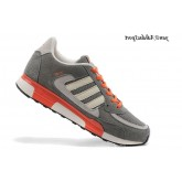 Loup Gris Orange Beige Adidas Originals ZX 850 Femme Homme formateurs