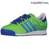 Ray vert souffle Blue Pride encre Adidas Originals Samoa Chaussures Homme Casual